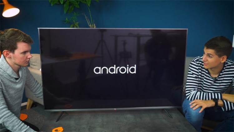 xiaomi mi tv 4s 55 android