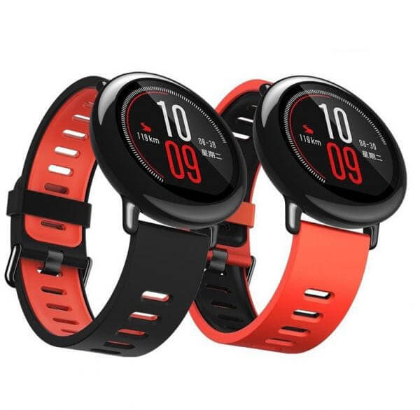 Amaze fit watch double