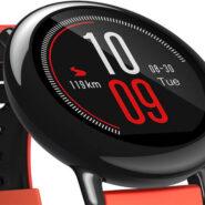 Amaze fit watch bezel