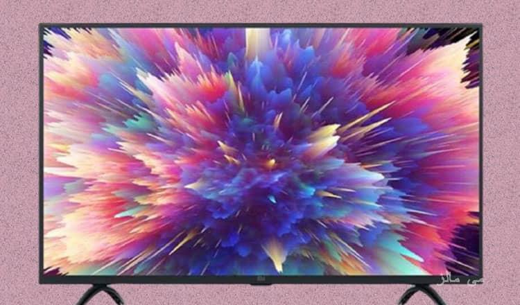 صفحه نمایش نمایشگر تلوزیون 43 اینچ شیائومی mi tv 4s