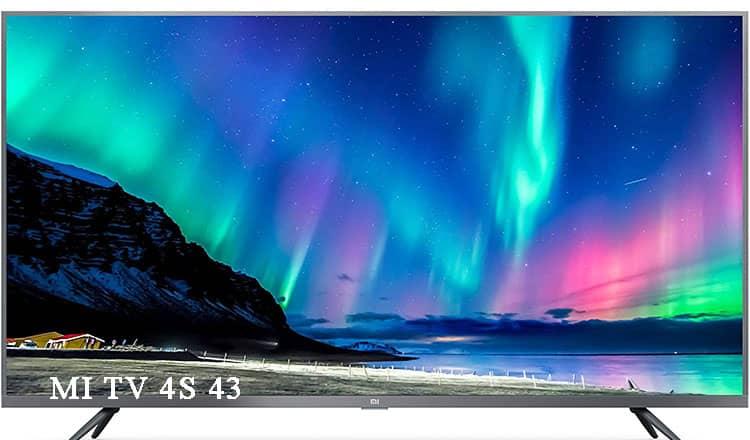 مشخصات معرفی و مرور تلویزیون 43 اینچ شیائومی MI TV 4S
