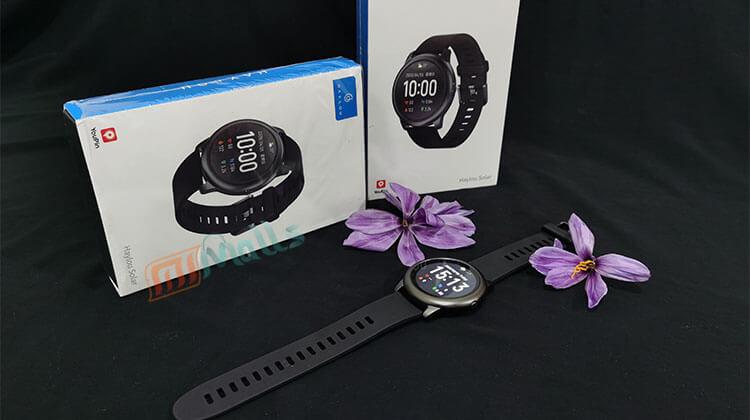 ساعت هوشمند هایلو ls05