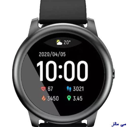 ساعت هوشمند شیائومی سولار haylou sloar ls05