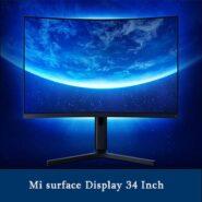 قیمت و خرید Mi Surface Display Curved Monitor