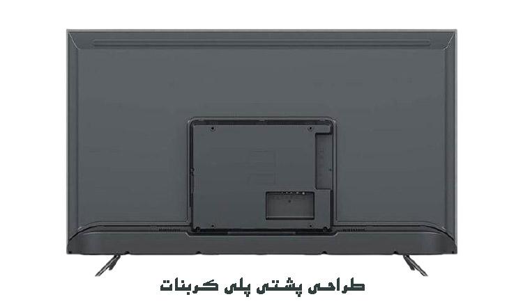 طراحی پشتی پلی کربنات تلویزیون شیائومی 4s گلوبال