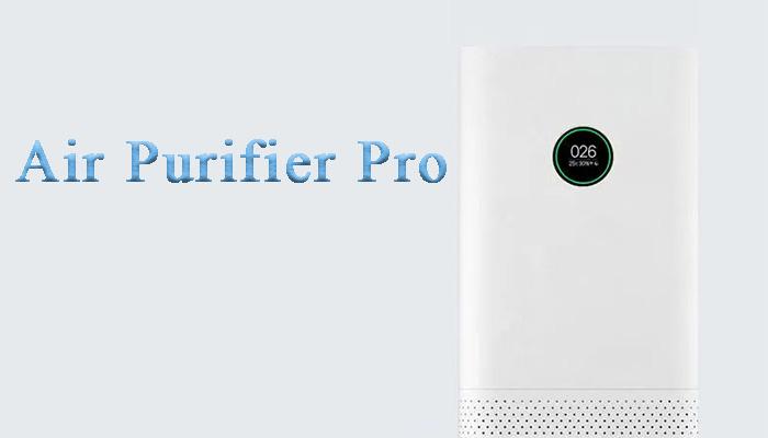 خرید دستگاه تصفیه هوا پرو شیائومی mi air purifier pro