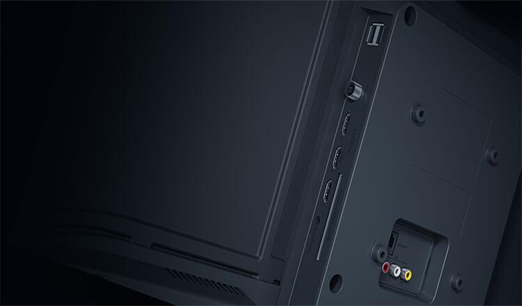 انواع اتصالات و پورت های ورودی و خروجی پشت تلویزیون